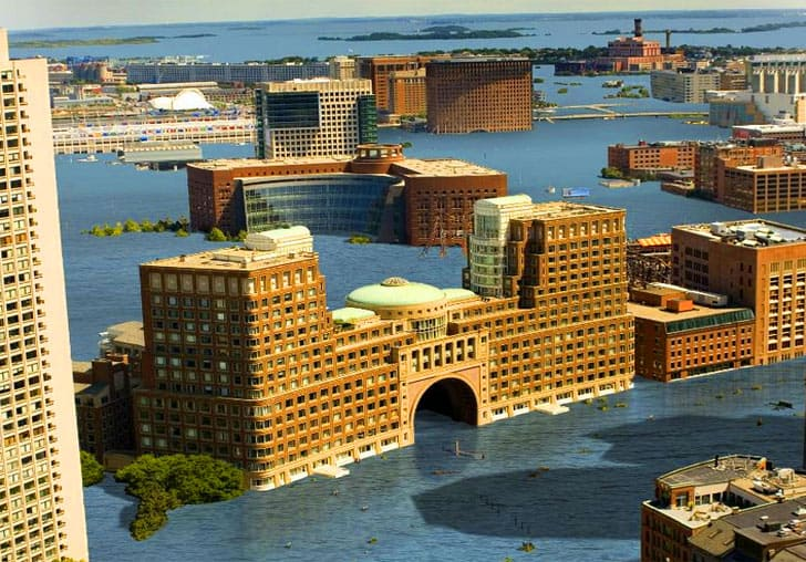 Boston Under Water