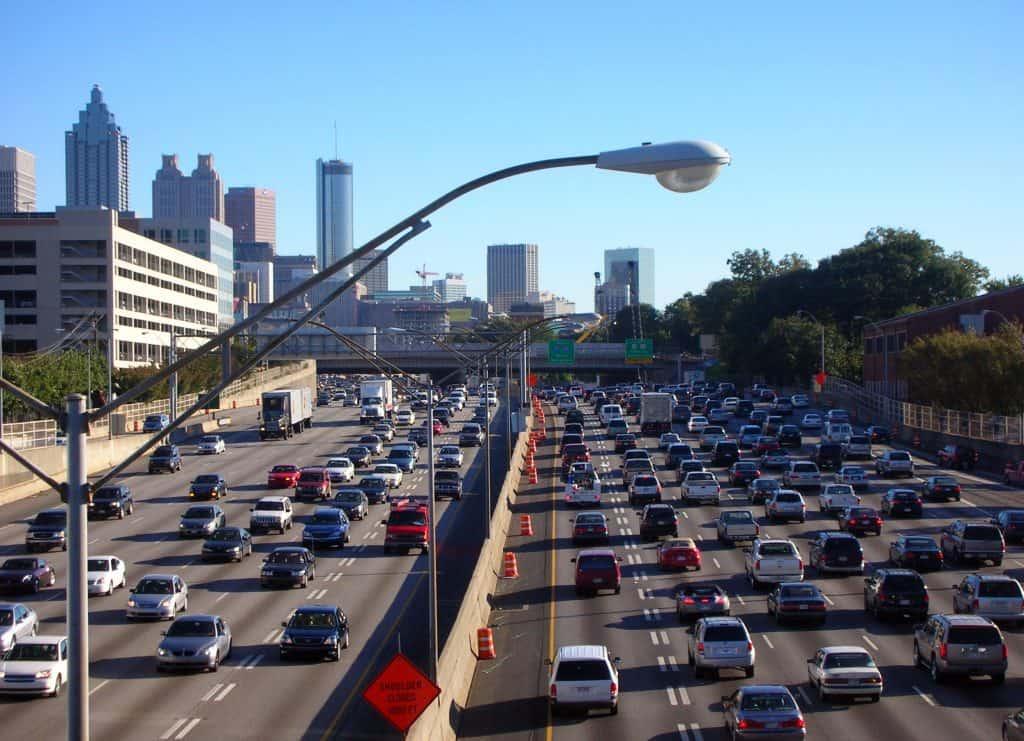 Atlanta highway congestion